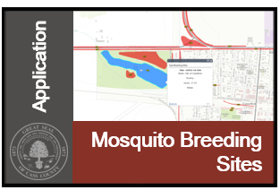 Image of Mosquito Breeding Sites Application