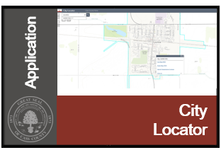 Image of City Locator Application