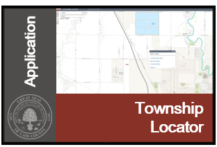 Image of Township Locator Application