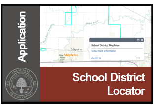 Image of School District Locator