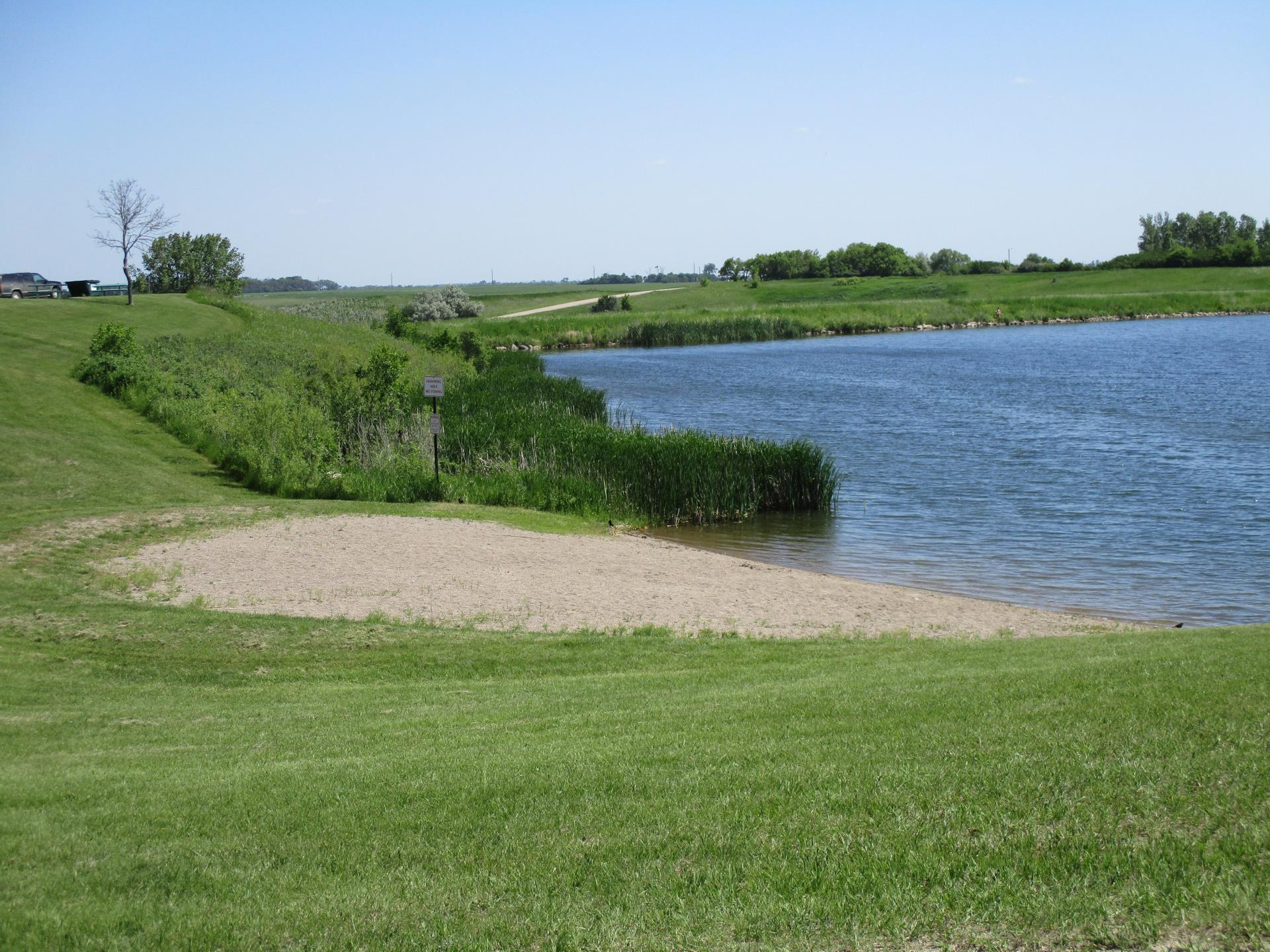 Brewer Lake Swim Area