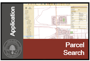 Image of Parcel search application