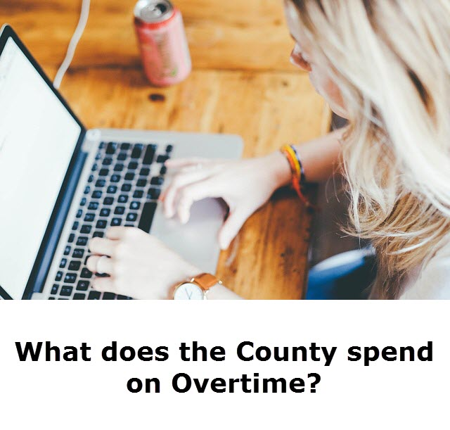 Overtime Expenses