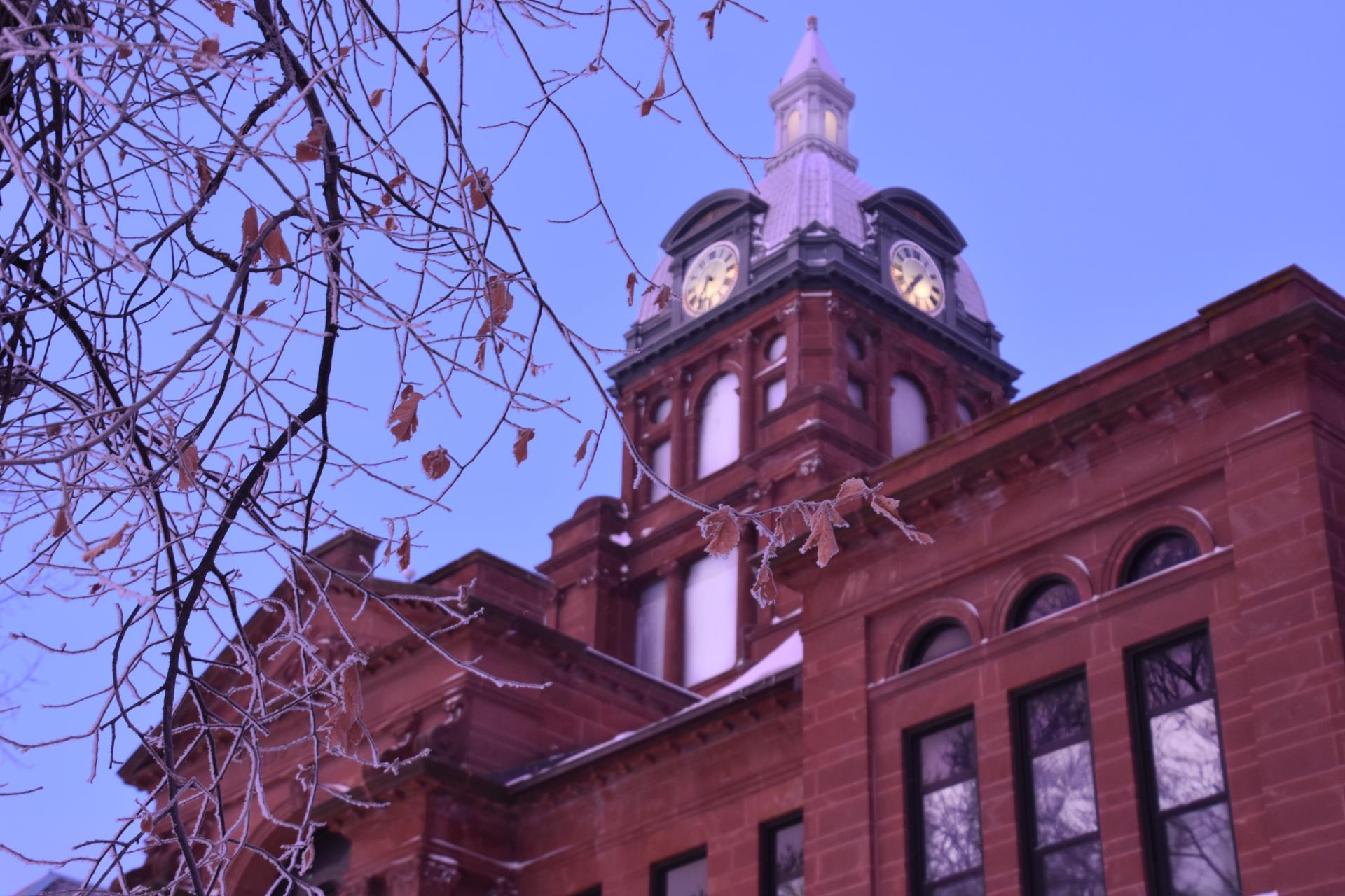 Courthouse Winter 03