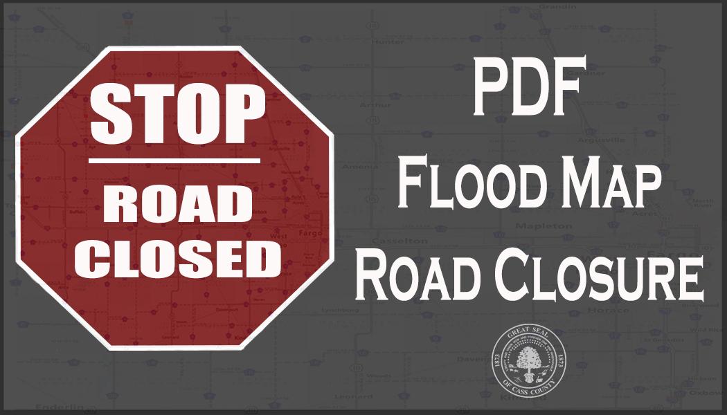 PDF Flood Map Road Closure