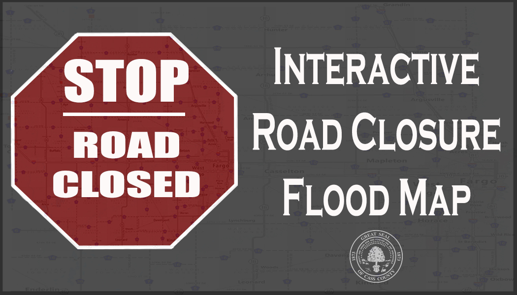 Interactive Road Closure Flood Map 02